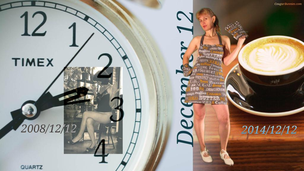 Time & time again on CougarBunnies.com & DorisDawn.com