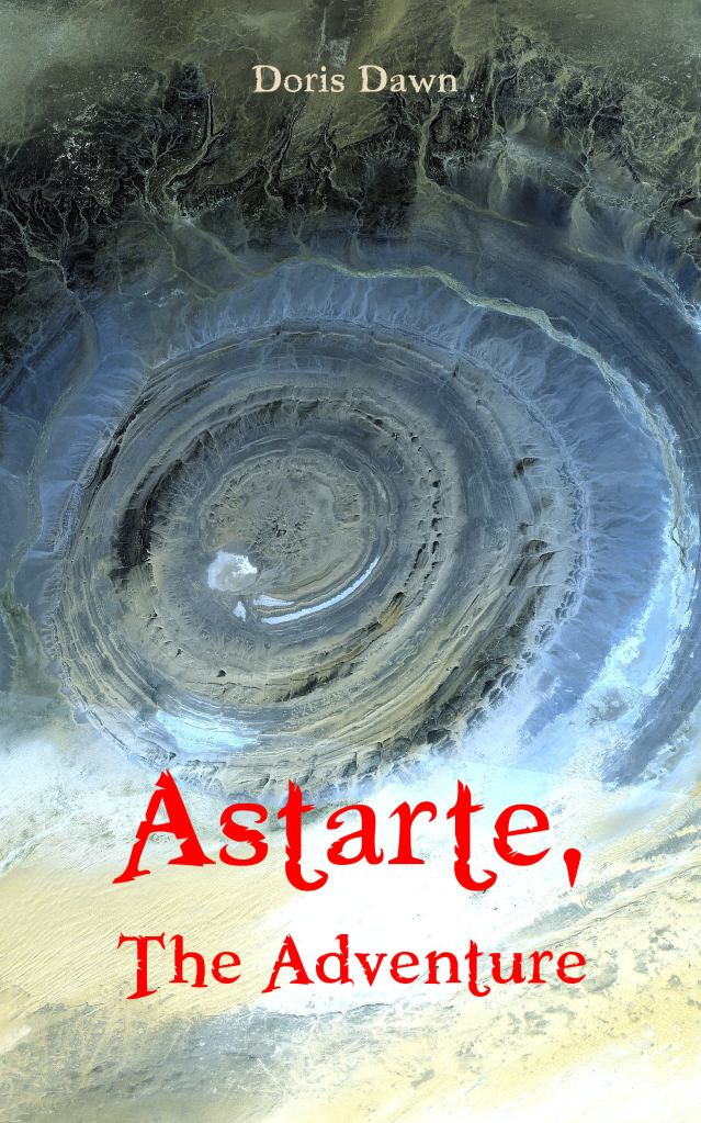 "Cover of ""Astarte, The Adventure"""