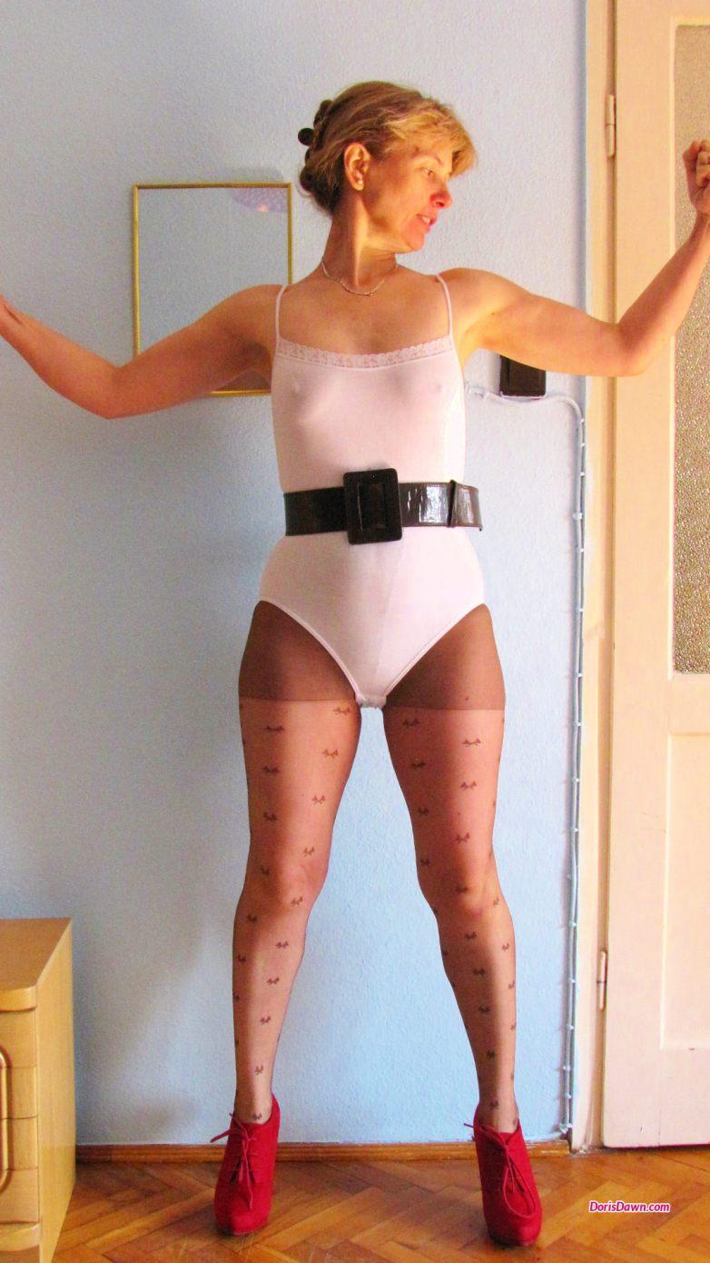1080x1920-wallpaper-dorisdawn-white-leotard-belt-pantyhose-red-highheels-2